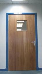 Dundee Airport Internal Door